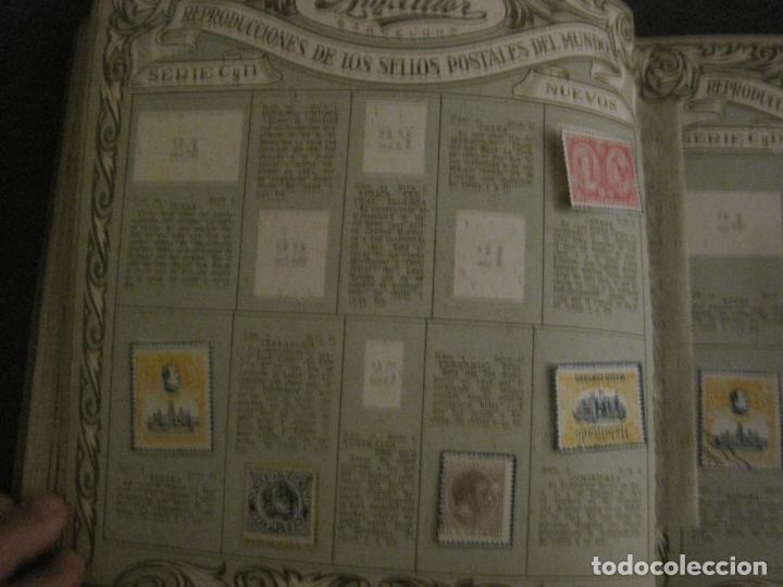 Coleccionismo Álbumes: CHOCOLATE AMATLLER-ALBUM SELLOS POSTALES DEL MUNDO-INCOMPLETO-VER FOTOS-(V-18.606) - Foto 18 - 187120633