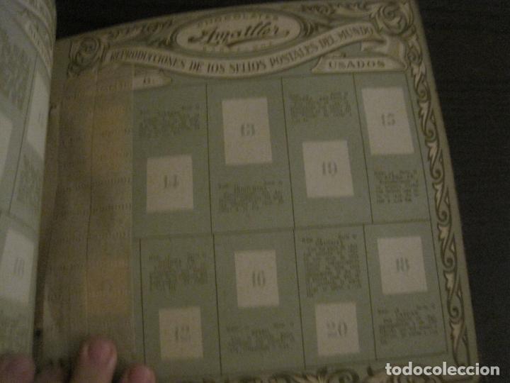 Coleccionismo Álbumes: CHOCOLATE AMATLLER-ALBUM SELLOS POSTALES DEL MUNDO-INCOMPLETO-VER FOTOS-(V-18.606) - Foto 35 - 187120633