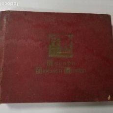 Coleccionismo Álbumes: ALBUM INCOMPLETO. ESPAÑA Y LA AMERICA LATINA. 2800 CROMO-FOTOS. CONTIENE EL 60 %. VER FOTOS.. Lote 187890810