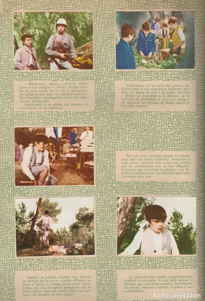 Coleccionismo Álbumes: DOS AÑOS DE VACACIONES - Foto 2 - 188621380