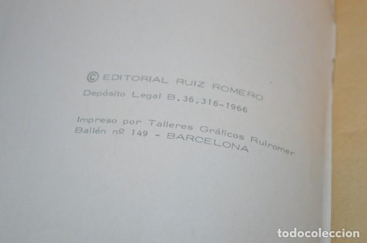 Coleccionismo Álbumes: ANTIGUO / VINTAGE - Álbum INFANTERÍA - Editorial RUIZ ROMERO - Años 60 - Buen estado - ¡Mira! - Foto 2 - 189253240