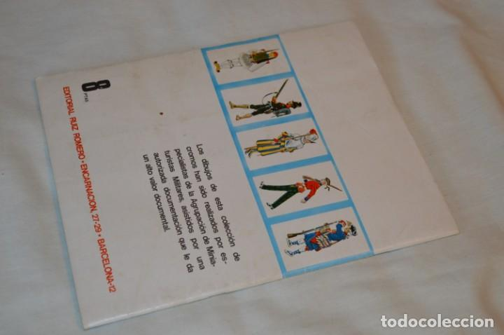 Coleccionismo Álbumes: ANTIGUO / VINTAGE - Álbum INFANTERÍA - Editorial RUIZ ROMERO - Años 60 - Buen estado - ¡Mira! - Foto 21 - 189253240