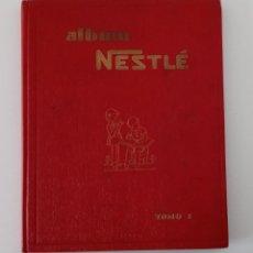 Coleccionismo Álbumes: ALBUM NESTLE TOMO I. EDICION DE LUJO. TAN SOLO LE FALTA 1 CROMO. VER FOTOS. W. Lote 189878380