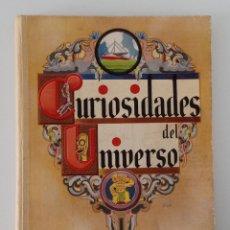 Coleccionismo Álbumes: ALBUM NESTLE CURIOSIDADES DEL UNIVERSO. TAN SOLO FALTAN 6 CROMO. INCLUYE FOLLETOS. VER FOTOS. W. Lote 189879130