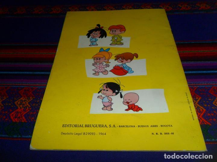 Coleccionismo Álbumes: VAMOS A LA CAMA FAMILIA TELERIN INCOMPLETO FALTAN 28 DE 180 CROMOS. BRUGUERA 1965. MBE REGALO CUENTO - Foto 5 - 57886056
