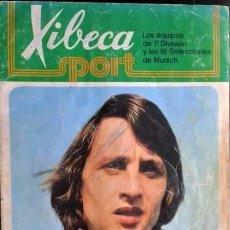 Coleccionismo Álbumes: XIBECA SPORT DAMM Y 16 SELECCIONES MÚNICH, ALBUM FUTBOL. Lote 190503550