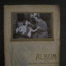 Coleccionismo Álbumes: ALBUM FOTOTIPIAS DE PELICULAS-ALBUM VACIO-EDITORIAL TIKET FILMS-VER FOTOS-(V-18.782). Lote 190846865