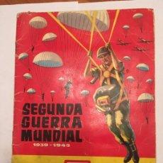 Collectionnisme Albums: ALBUM 2 GUERRA MUNDIAL TORRAS , FALTAN 6 CROMOS Y HAY ALGUNOS UN POCO ESTROPEADOS ,. Lote 190883640