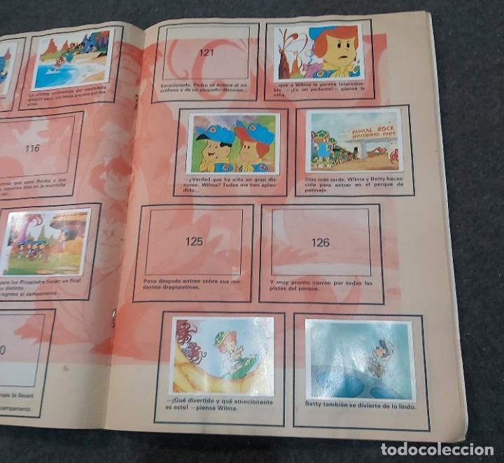 Coleccionismo Álbumes: ÁLBUM DE CROMOS INCOMPLETO - LOS PEQUEÑOS PICAPIEDRA - Foto 2 - 192268652