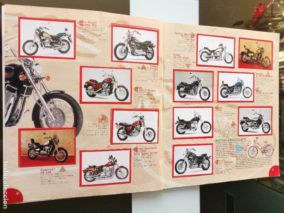 Coleccionismo Álbumes: ÁLBUM CROMOS ED. PANINI TOP MOTO - Foto 3 - 194097373