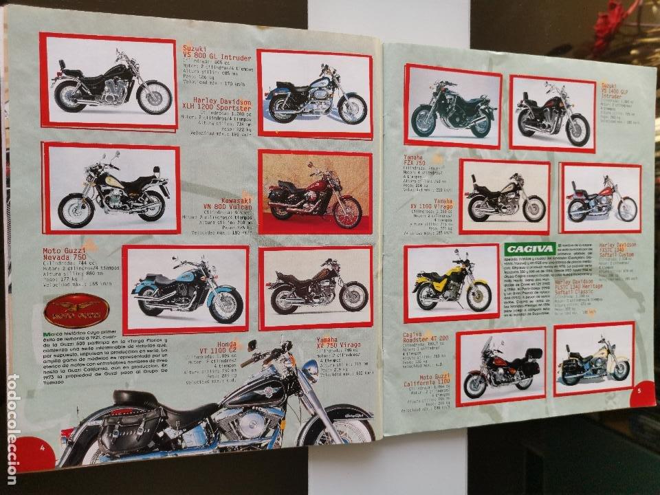 Coleccionismo Álbumes: ÁLBUM CROMOS ED. PANINI TOP MOTO - Foto 4 - 194097373