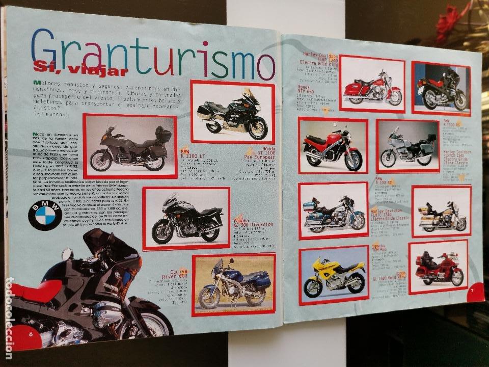 Coleccionismo Álbumes: ÁLBUM CROMOS ED. PANINI TOP MOTO - Foto 5 - 194097373