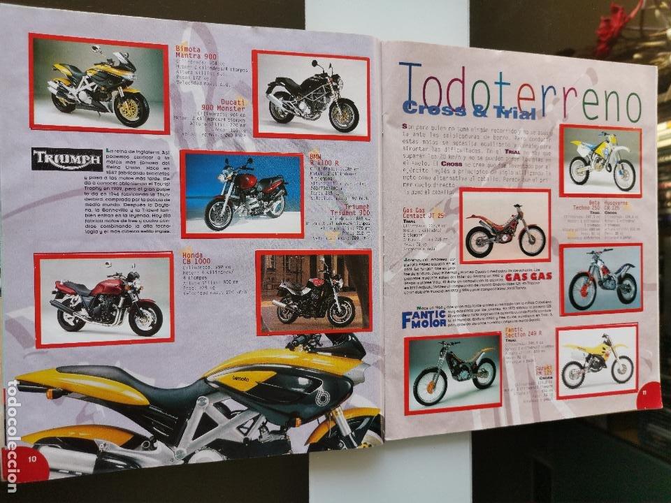 Coleccionismo Álbumes: ÁLBUM CROMOS ED. PANINI TOP MOTO - Foto 7 - 194097373
