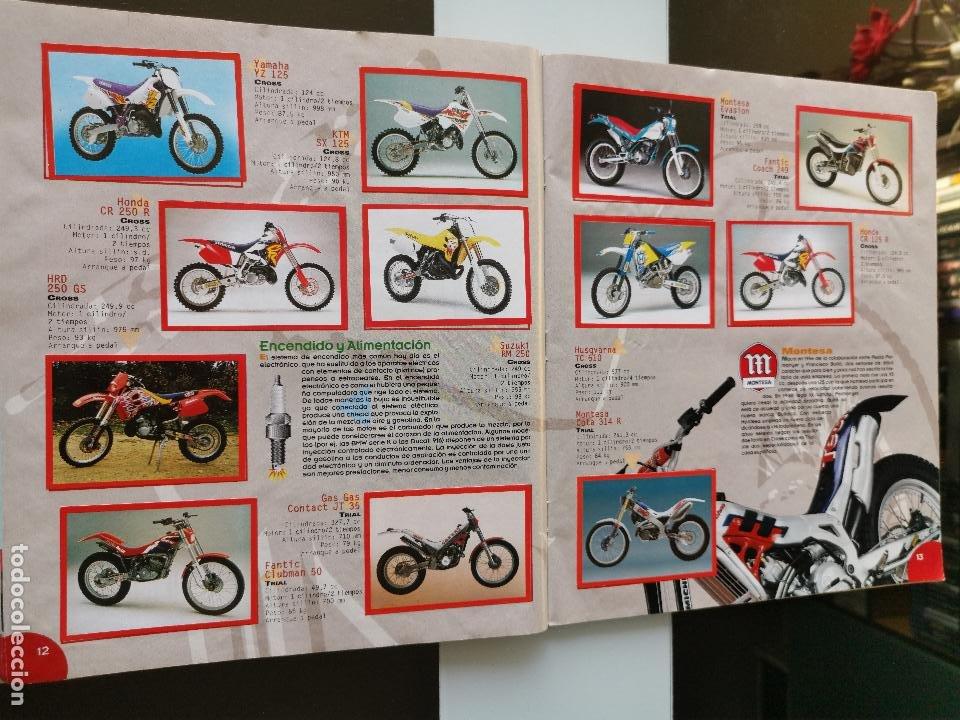 Coleccionismo Álbumes: ÁLBUM CROMOS ED. PANINI TOP MOTO - Foto 8 - 194097373