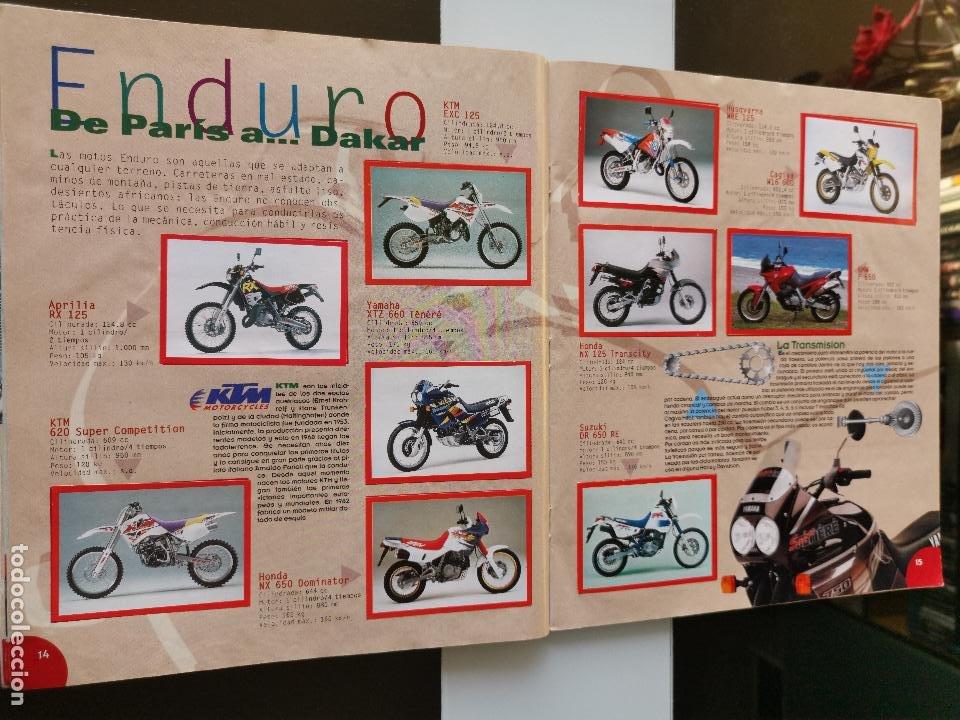 Coleccionismo Álbumes: ÁLBUM CROMOS ED. PANINI TOP MOTO - Foto 9 - 194097373