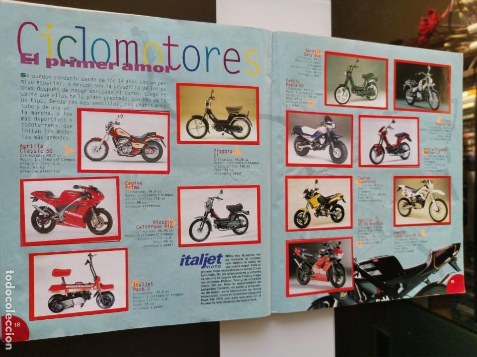 Coleccionismo Álbumes: ÁLBUM CROMOS ED. PANINI TOP MOTO - Foto 15 - 194097373