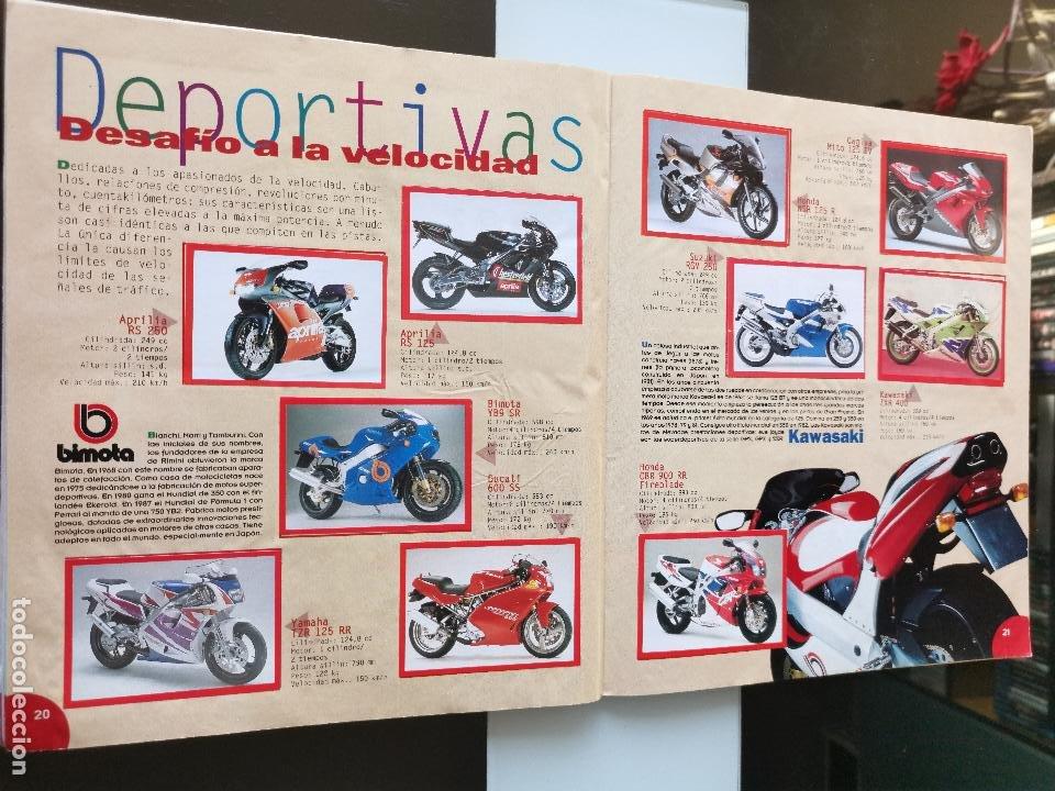 Coleccionismo Álbumes: ÁLBUM CROMOS ED. PANINI TOP MOTO - Foto 16 - 194097373