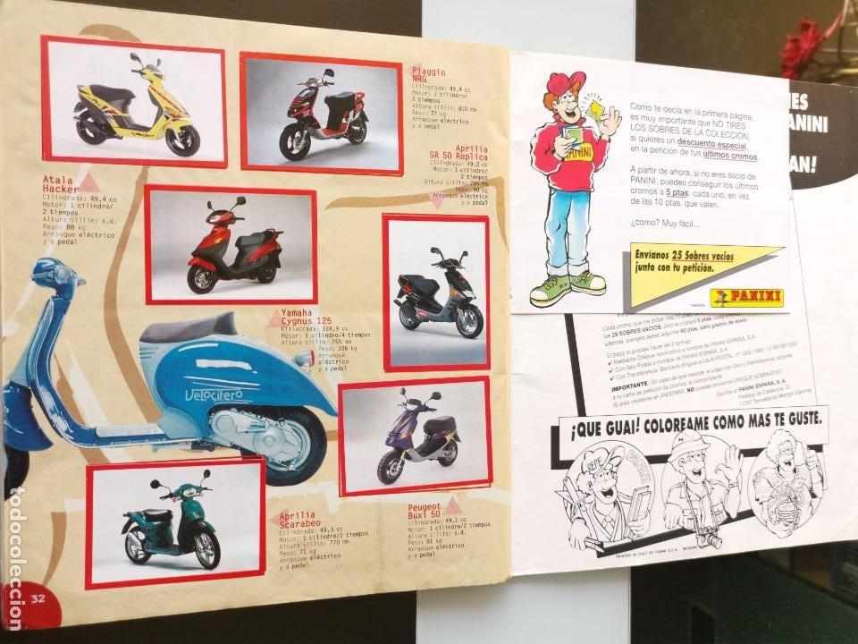 Coleccionismo Álbumes: ÁLBUM CROMOS ED. PANINI TOP MOTO - Foto 22 - 194097373