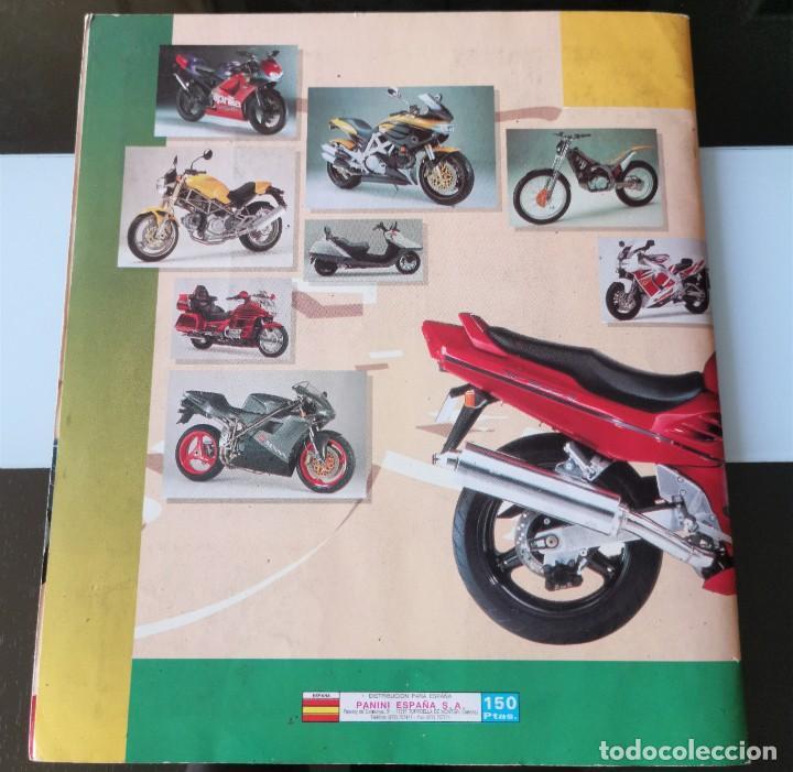 Coleccionismo Álbumes: ÁLBUM CROMOS ED. PANINI TOP MOTO - Foto 23 - 194097373