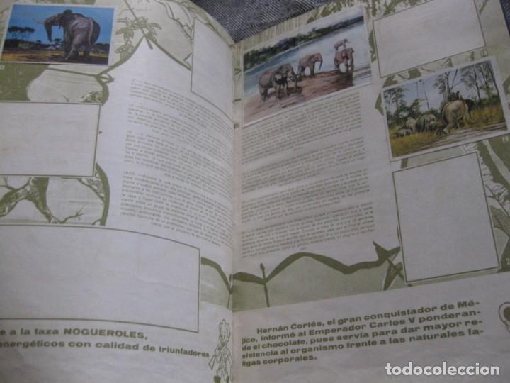 Coleccionismo Álbumes: album de cromos caza mayor . nogueroles ruiz romero 1962 gandia incompleto 62 de 162 - Foto 3 - 194234630