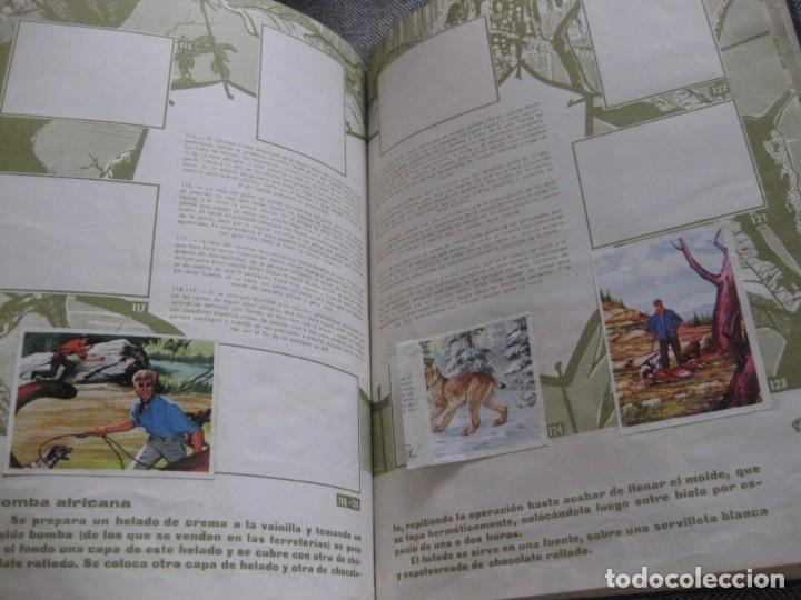 Coleccionismo Álbumes: album de cromos caza mayor . nogueroles ruiz romero 1962 gandia incompleto 62 de 162 - Foto 5 - 194234630