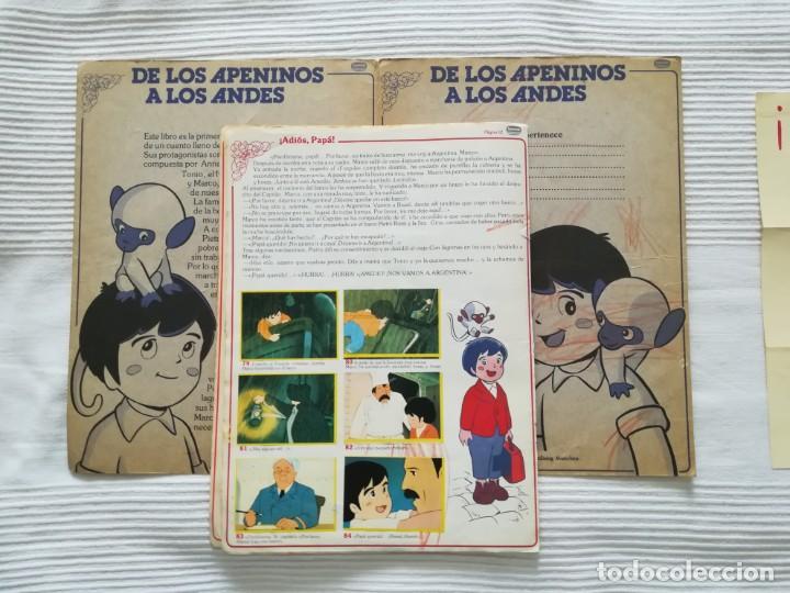 Coleccionismo Álbumes: 2 Albums Marco 1ª parte COMPLETO 2ª parte INCOMPLETO - Foto 12 - 194236376