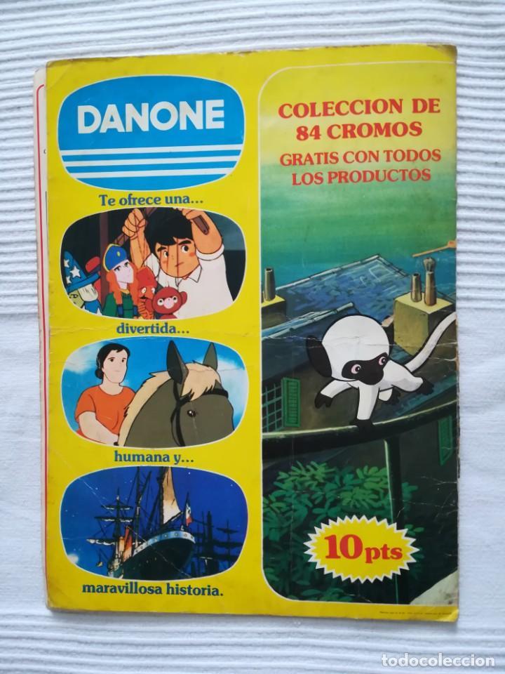 Coleccionismo Álbumes: 2 Albums Marco 1ª parte COMPLETO 2ª parte INCOMPLETO - Foto 13 - 194236376