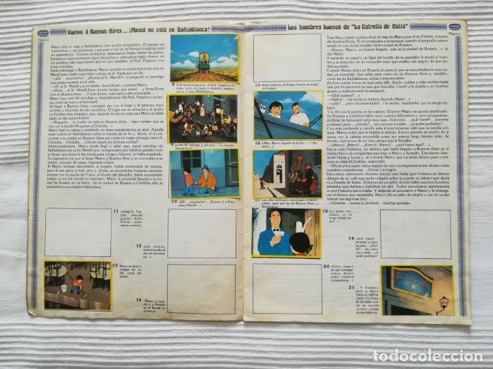 Coleccionismo Álbumes: 2 Albums Marco 1ª parte COMPLETO 2ª parte INCOMPLETO - Foto 17 - 194236376