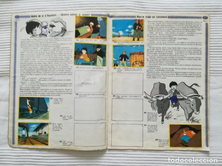 Coleccionismo Álbumes: 2 Albums Marco 1ª parte COMPLETO 2ª parte INCOMPLETO - Foto 19 - 194236376