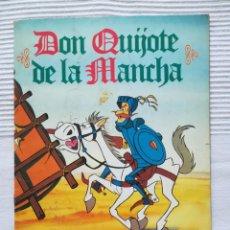 Coleccionismo Álbumes: ÁLBUM DON QUIJOTE DE LA MANCHA. Lote 194236976