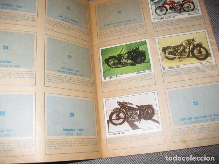 Coleccionismo Álbumes: album cromos moto 2000 . ediciones vulcano incompleto 60 de 200 - 1973 - Foto 2 - 194238698