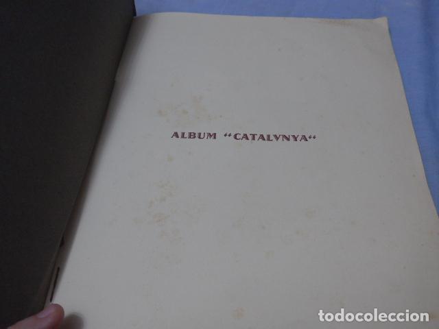 Coleccionismo Álbumes: * Antiguo album de cromos catalunya, de 1933, original, faltan varios cromos. ZX - Foto 2 - 194239298