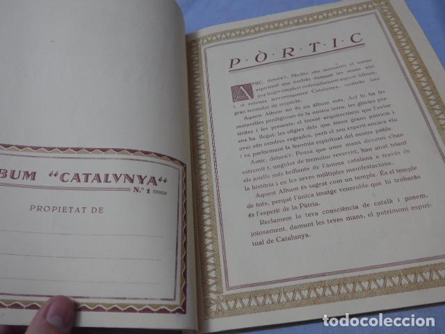 Coleccionismo Álbumes: * Antiguo album de cromos catalunya, de 1933, original, faltan varios cromos. ZX - Foto 4 - 194239298