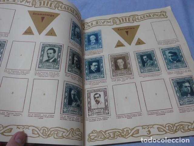 Coleccionismo Álbumes: * Antiguo album de cromos catalunya, de 1933, original, faltan varios cromos. ZX - Foto 5 - 194239298