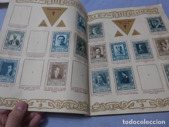 Coleccionismo Álbumes: * Antiguo album de cromos catalunya, de 1933, original, faltan varios cromos. ZX - Foto 6 - 194239298