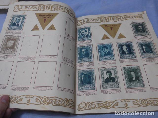 Coleccionismo Álbumes: * Antiguo album de cromos catalunya, de 1933, original, faltan varios cromos. ZX - Foto 7 - 194239298