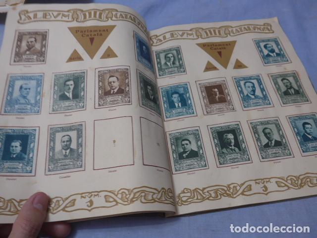 Coleccionismo Álbumes: * Antiguo album de cromos catalunya, de 1933, original, faltan varios cromos. ZX - Foto 9 - 194239298