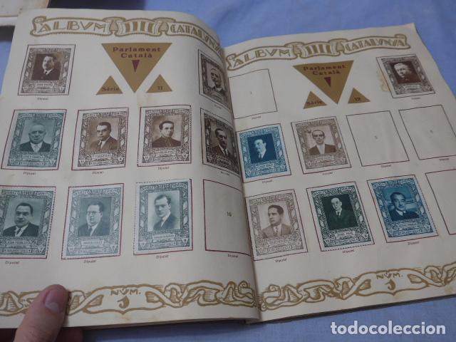 Coleccionismo Álbumes: * Antiguo album de cromos catalunya, de 1933, original, faltan varios cromos. ZX - Foto 10 - 194239298