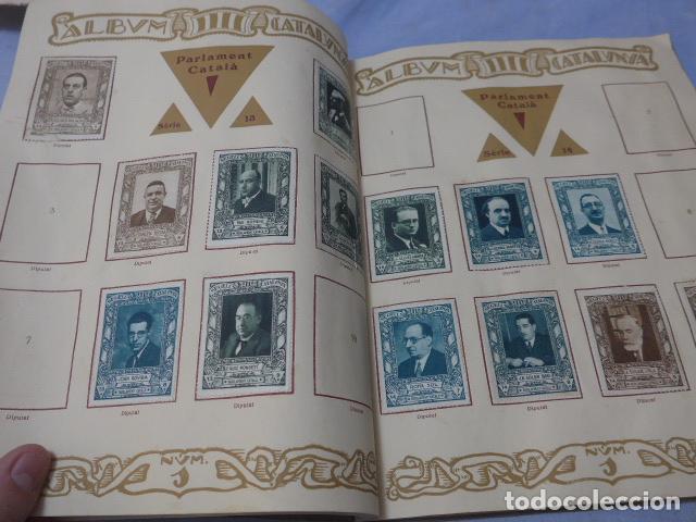 Coleccionismo Álbumes: * Antiguo album de cromos catalunya, de 1933, original, faltan varios cromos. ZX - Foto 11 - 194239298