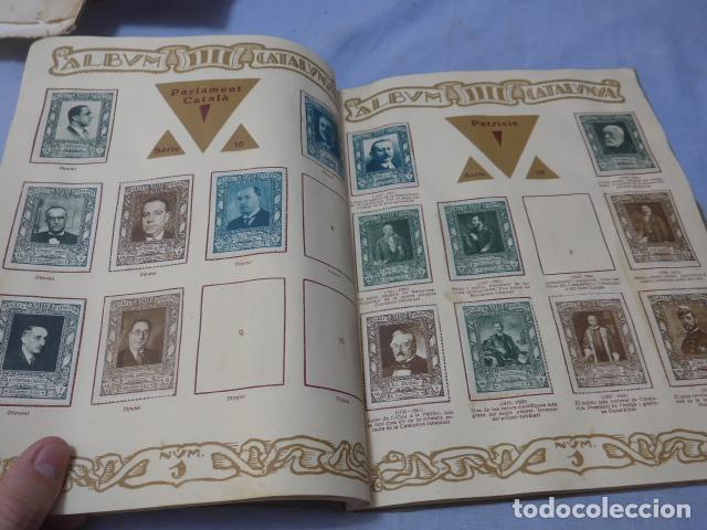 Coleccionismo Álbumes: * Antiguo album de cromos catalunya, de 1933, original, faltan varios cromos. ZX - Foto 12 - 194239298