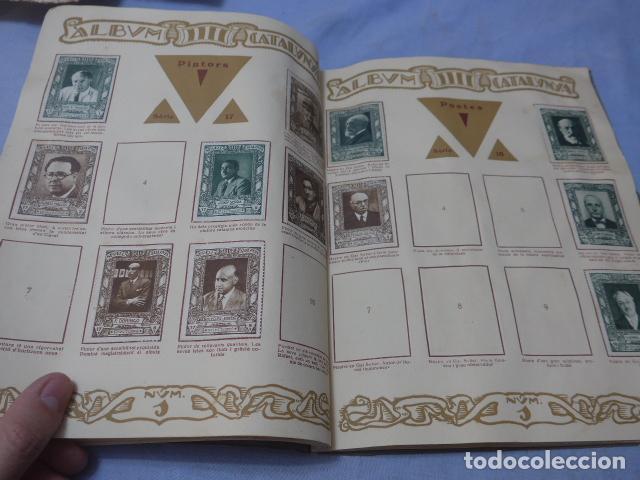 Coleccionismo Álbumes: * Antiguo album de cromos catalunya, de 1933, original, faltan varios cromos. ZX - Foto 13 - 194239298
