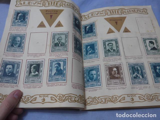 Coleccionismo Álbumes: * Antiguo album de cromos catalunya, de 1933, original, faltan varios cromos. ZX - Foto 14 - 194239298