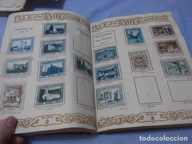 Coleccionismo Álbumes: * Antiguo album de cromos catalunya, de 1933, original, faltan varios cromos. ZX - Foto 16 - 194239298
