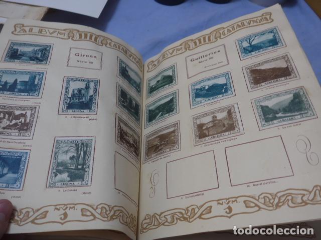Coleccionismo Álbumes: * Antiguo album de cromos catalunya, de 1933, original, faltan varios cromos. ZX - Foto 17 - 194239298