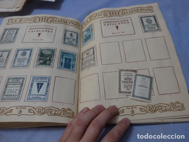 Coleccionismo Álbumes: * Antiguo album de cromos catalunya, de 1933, original, faltan varios cromos. ZX - Foto 18 - 194239298