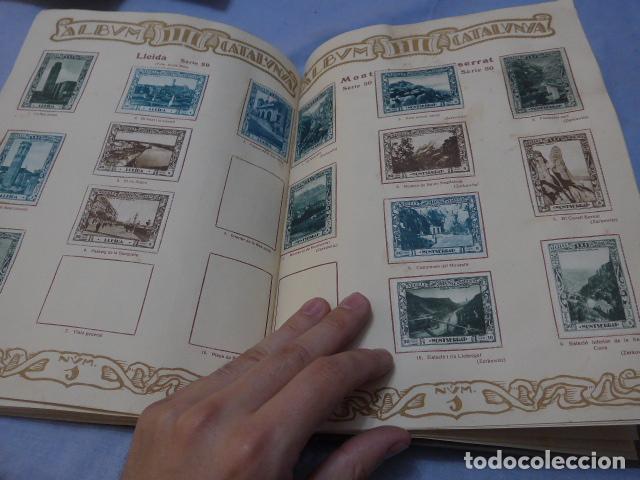 Coleccionismo Álbumes: * Antiguo album de cromos catalunya, de 1933, original, faltan varios cromos. ZX - Foto 19 - 194239298