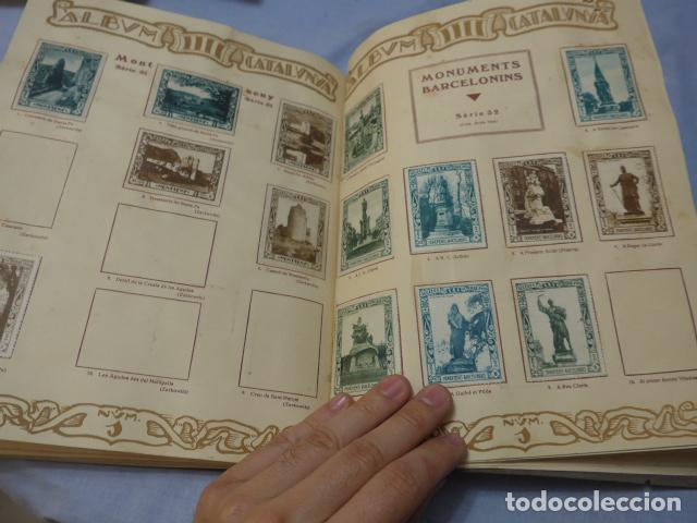 Coleccionismo Álbumes: * Antiguo album de cromos catalunya, de 1933, original, faltan varios cromos. ZX - Foto 20 - 194239298