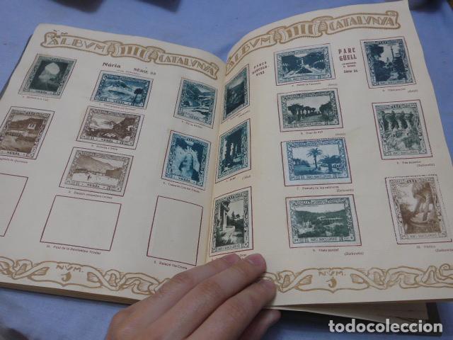 Coleccionismo Álbumes: * Antiguo album de cromos catalunya, de 1933, original, faltan varios cromos. ZX - Foto 21 - 194239298