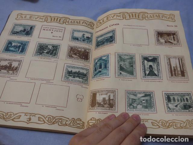 Coleccionismo Álbumes: * Antiguo album de cromos catalunya, de 1933, original, faltan varios cromos. ZX - Foto 22 - 194239298