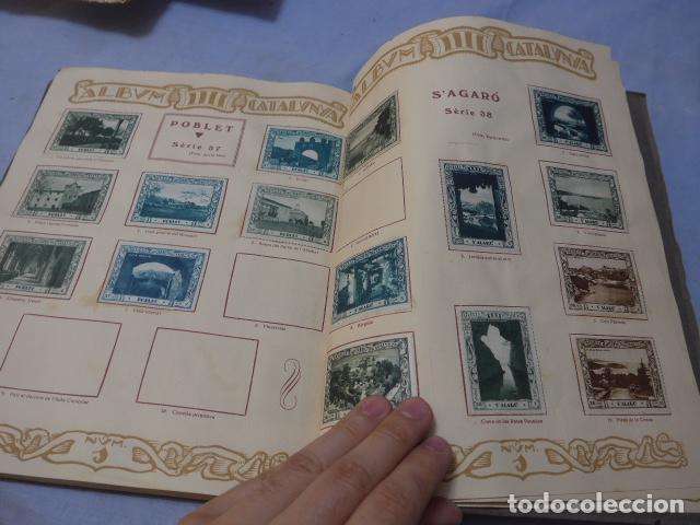 Coleccionismo Álbumes: * Antiguo album de cromos catalunya, de 1933, original, faltan varios cromos. ZX - Foto 23 - 194239298